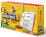Nintendo 2DS w/ New Super Mario Bros. 2