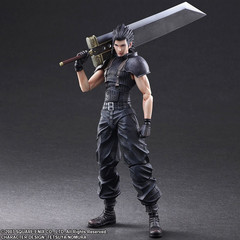 Play Arts Kai - Crisis Core: Final Fantasy VII - Zack