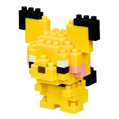 Pokemon x Nanoblock (Pichu)