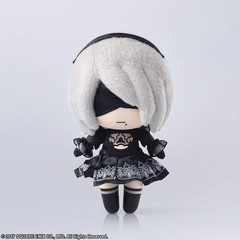 Mini Plush - NieR: Automata - YoRHa No. 2 Type B