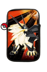 New Nintendo 2DS XL Pokemon Ultra Sun / Ultra Moon Reversible Pouch
