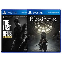 Dual Masterpiece Pack (The Last of Us + Bloodborne: The Old Hunters Edition)