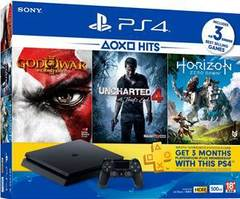 PlayStation 4 Slim (Hits Bundle 2) + Playstation VR Xmas Promo