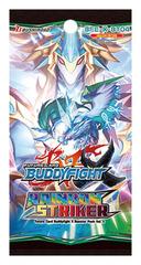 Buddyfight X-BT04 Rainbow Striker (Eng) Booster Pack