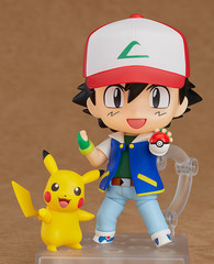 Nendoroid #800 - Pokemon - Ash & Pikachu