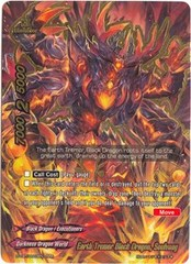 Earth Tremor Black Dragon, Soulvaag D-CBT/0003