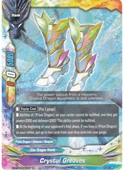 Crystal Greaves X-BT04/0041