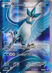 Pokemon Articuno - 25/83 - Full Art Ultra Rare