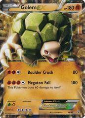 Pokemon Golem EX - 46/83 - Ultra Rare