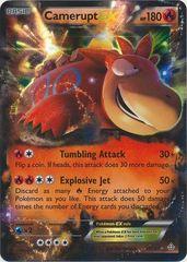 Pokemon Camerupt EX - 29/160 - Ultra Rare
