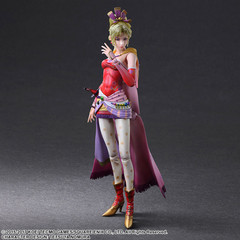 Play Arts Kai - Dissidia Final Fantasy - Tina Branford