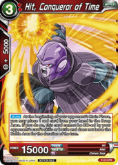 Dragon Ball TCG Hit, Conquerer of Time (Foil) - P-013