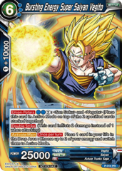 Dragon Ball TCG Bursting Energy Super Saiyan - P-014