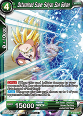 Dragon Ball TCG Determined Super Saiyan Son Gohan - P-016