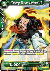 Dragon Ball TCG Chilling Terror Android 17 - P-017