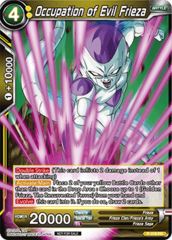 Dragon Ball TCG Occupation of Evil Frieza - P-018