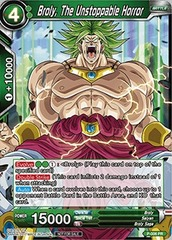 Dragon Ball TCG Broly, The Unstoppable Horror (Foil) - P-006