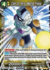 Dragon Ball TCG Clan of Terror Mecha Frieza (Foil) - P-008