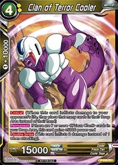 Dragon Ball TCG Clan of Terror Cooler (Foil) - P-009