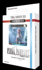 Final Fantasy FFTCG: Opus V Final Fantasy XIII Starter Set