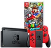 Nintendo Switch Console System (Super Mario Odyssey) Bundle