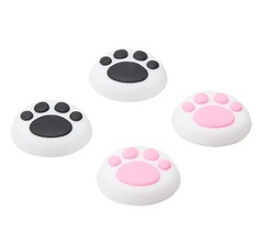 CYBER Cat Paw Analog Stick Cover for Switch Pro Controller