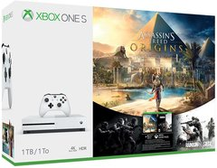 Xbox One S Assassin's Creed Origins Bonus Bundle