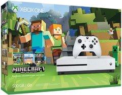 Xbox One S Minecraft Favourites Bundle