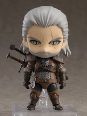 Nendoroid #907 - The Witcher 3: Wild Hunt - Geralt