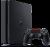 PlayStation 4 Slim (Black)