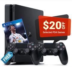 Playstation 4 Slim FIFA 18 Console Bundle