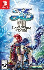 YS VIII Lacrimosa of Dana Adventurer's Edition