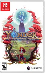 Yonder: The Cloud Catcher Chronicle