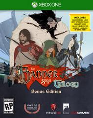 Banner Saga Trilogy Bonus Edition