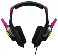 Razer D.VA Meka Headset - Analog Gaming Headset