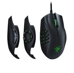 Razer Naga Trinity - Multicolor MMO Gaming Mouse