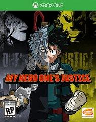 My Hero Academia One's Justice