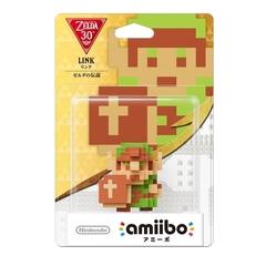 8-bit Link Amiibo (Legend Of Zelda)