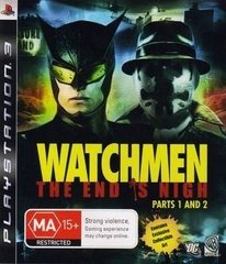 Watchmen The End is Nigh - Part 1 & 2