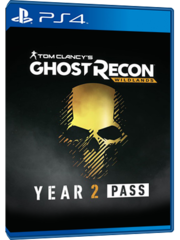 Ghost Recon Wildlands Year 2
