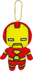 Marvel Iron Man Mascot Keychain