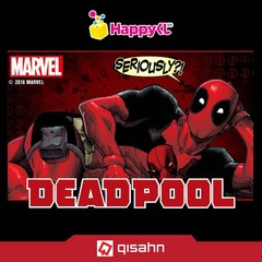 Happy Kuji - Marvel: Deadpool