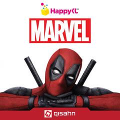 Happy Kuji - Marvel: Deadpool