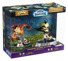 Skylander Imaginators Crash Bandicoot Adventure Pack