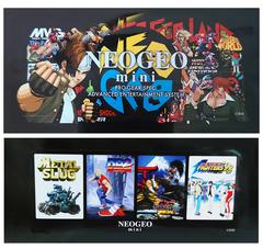 SNK NeoGeo Mini 40th Anniversary Sticker