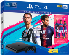 Playstation 4 FIFA 19 Bundle Pack