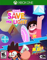 Steven Universe Save the Light & OK K.O.! Let's Play Heroes Combo