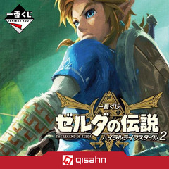 Kuji - The Legend of Zelda Hyrule Life Style 2