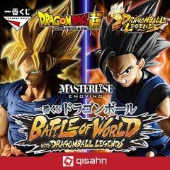 Kuji - Dragonball Battle of world with Dragonball Legends