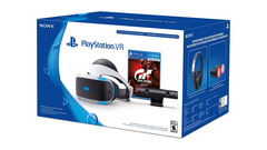 Playstation VR w/ 1 Game and Spider-Man Homecoming Blu-Ray Bundle